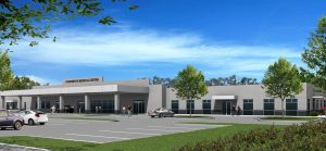 Medical Center Render